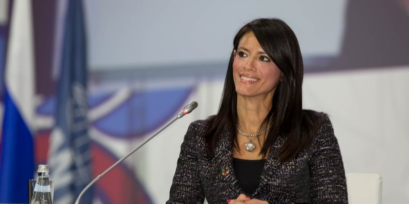 MoIC Minister Dr.Rania Al-Mashat