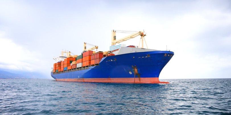 Cargo Trade Ship