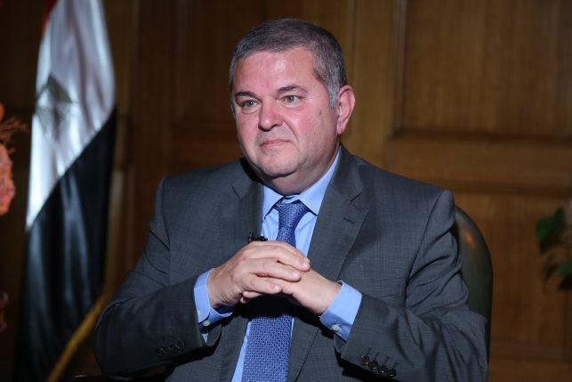 Hisham Tawfik, Minister of Public Enterprise Sector