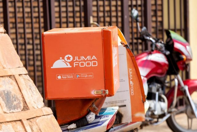 Jumia Food Delivery Service