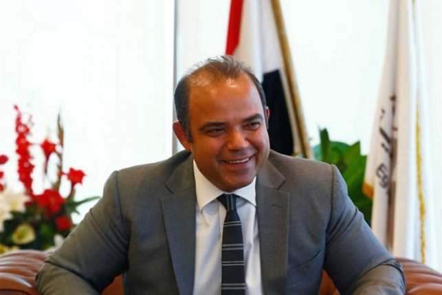 Chairman of the Egyptian Exchange (EGX) Mohamed Farid