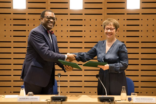 the African Development Bank Group (AfDB) and European Bank for Reconstruction and Development (EBRD)