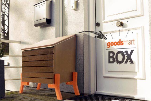 GoodsMart Egyptian startup