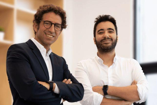 MNT-Halan cofounders Mounir Nakhla and Ahmed Mohsen