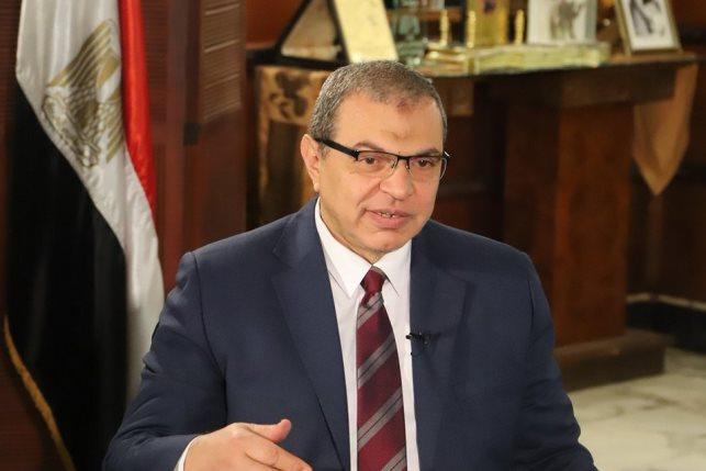 Minister of Manpower Mohamed Saafan